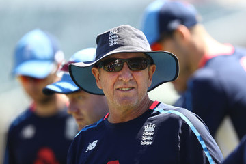 Trevor Bayliss WA XI v England - Two Day Tour Match