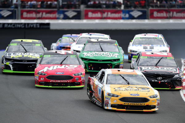 Monster Energy NASCAR Cup Series Bank Of America Roval 400