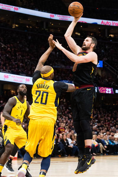 Indiana Pacers vs. Cleveland Cavaliers - Game Two