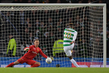 Trevor Carson Celtic v Motherwell - Betfred League Cup Final