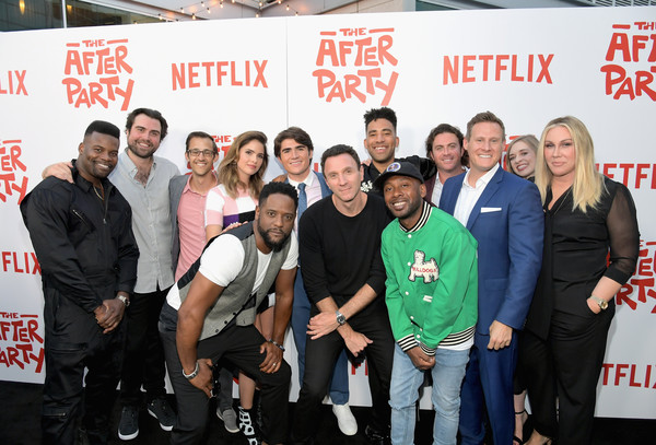 Netflix's 'The After Party' Special Screening