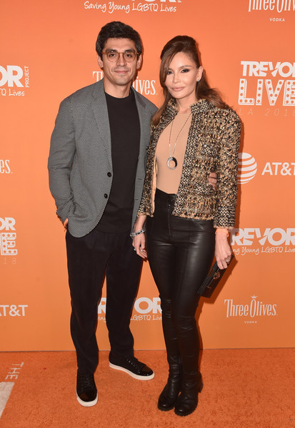 The Trevor Project's 2018 TrevorLIVE LA Gala - Arrivals