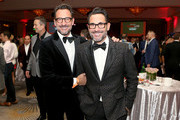 Lawrence Zarian (L) and Gregory Zarian attend the Trevor Project's TrevorLIVE LA 2018 at The Beverly Hilton Hotel on December 3, 2018 in Beverly Hills, California.