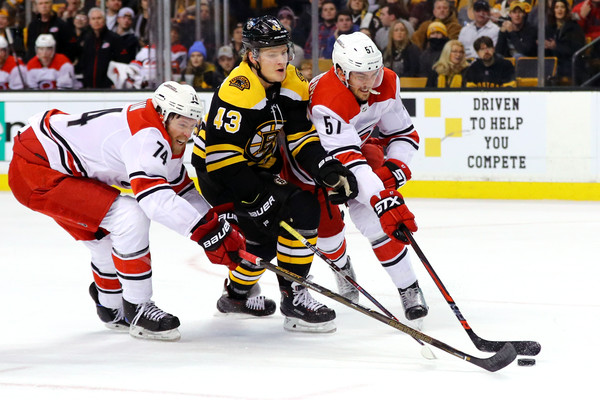 Carolina Hurricanes v Boston Bruins