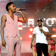 Trey Songz STARZ POWER Season 6 Red Carpet And Premiere Event At Madison Square Garden