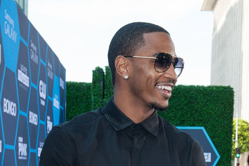 Trey Songz Arrivals at the Young Hollywood Awards