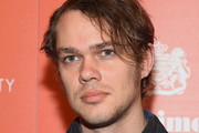 "Actor Ellar Coltrane attends a TriStar and Cinema Society screening of ""T2 Trainspotting"" at Landmark Sunshine Cinema on March 14, 2017 in New York City."