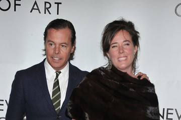 Andy Spade Tribeca Ball 2011 At The New York Academy of Art - Arrivals