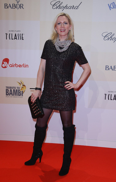 tamara von nayhauss in tribute to bambi 2009 red carpet arrivals zimbio. Black Bedroom Furniture Sets. Home Design Ideas