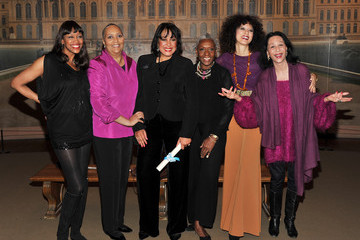 Bethann Hardison Tribute To The Models Of Versailles 1973 At The Metropolitan Museum Of Art