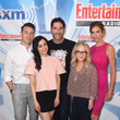 Tricia Helfer SiriusXM's Entertainment Weekly Radio Channel Broadcasts From Comic Con 2017 - Day 3