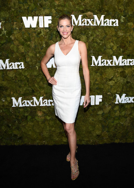 Max Mara Celebrates Kate Mara As The 2015 Women in Film Face of the Future Award Recipient