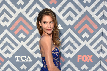Tricia Helfer 2017 Summer TCA Tour - Fox - Arrivals