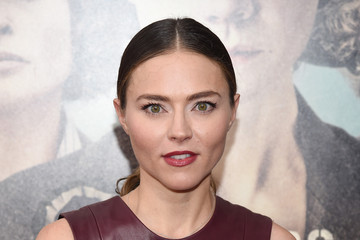 Trieste Kelly Dunn 'Suffragette' New York Premiere - Arrivals