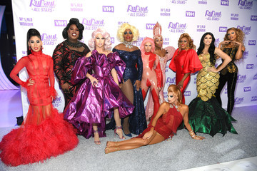 Trinity Taylor Stars Attend 'RuPaul's Drag Race All Stars Meet The Queens'