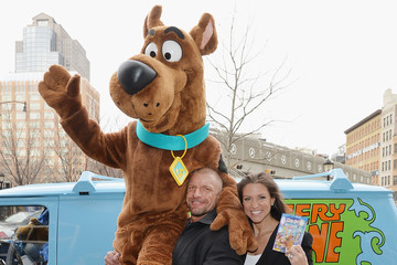 "Triple H ""Scooby Doo! WrestleMania Mystery"" New York Premiere"