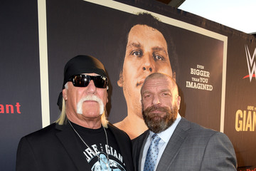 Triple H Premiere Of HBO's 'Andre The Giant' - Red Carpet