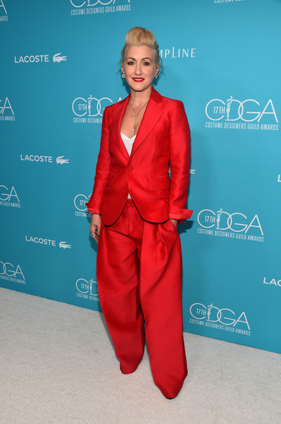 17th Costume Designers Guild Awards With Presenting Sponsor Lacoste - Red Carpet