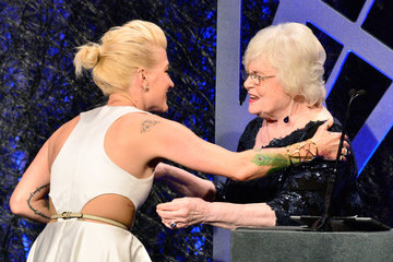 Trish Summerville June Squibb 16th Costume Designers Guild Awards With Presenting Sponsor Lacoste - Show