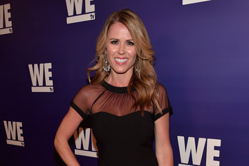 Trista Sutter Arrivals at 'The Evolution of the Relationship Reality Show'