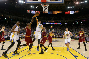 Tristan Thompson Cleveland Cavaliers v Golden State Warriors