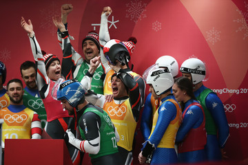 Tristan Walker Luge - Winter Olympics Day 6