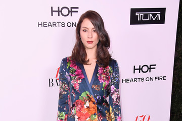Troian Bellisario Harper's Bazaar Celebrates 150 Most Fashionable Women - Arrivals