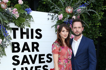 Troian Bellisario This Bar Saves Lives Press Launch Party