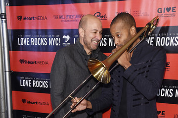 Trombone Shorty The Second Annual LOVE ROCKS NYC! A Benefit Concert for God's Love We Deliver - Red Carpet