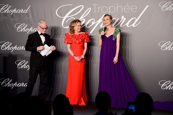 Trophee Chopard Ceremony - The 71st Annual Cannes Film Festival