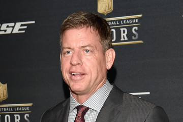 Troy Aikman 5th Annual NFL Honors - Arrivals