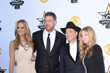 Troy Aikman 50th Academy Of Country Music Awards - Arrivals