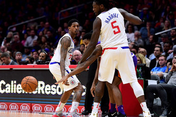 Troy Daniels Phoenix Suns v Los Angeles Clippers