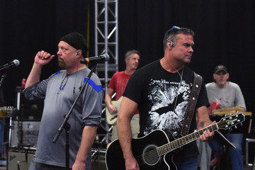 Troy Gentry 1 Night. 1 Place. 1 Time: A Heroes & Friends Tribute to Randy Travis - Rehearsals