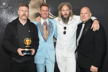 Troy Sanders 60th Annual GRAMMY Awards - Premiere Ceremony