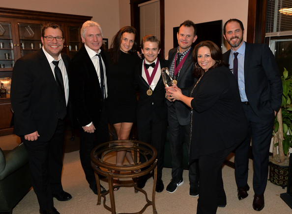 Stars at the BMI Awards Afterparty