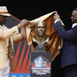 Troy Vincent NFL Hall Of Fame Enshrinement Ceremony