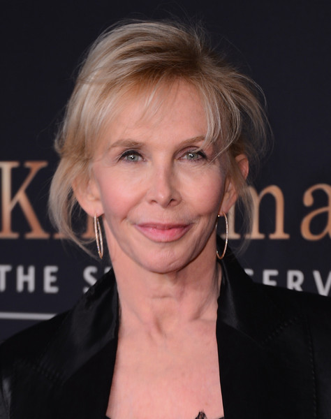 trudie styler how tall