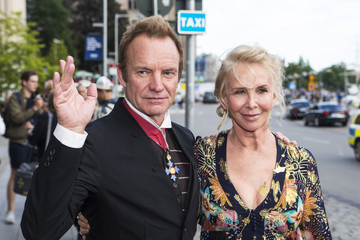 Trudie Styler Swedish Royals Attend Polar Music Prize