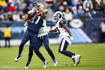 Trumaine Johnson Los Angeles Rams v Tennessee Titans