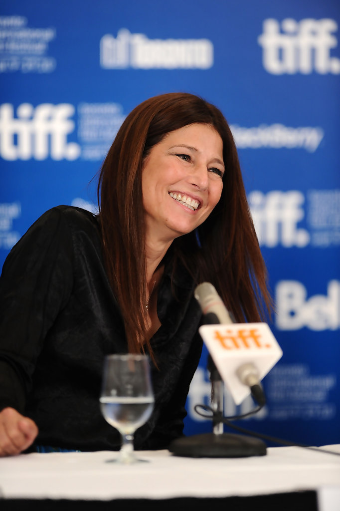 "Catherine Keener in ""Trust"" Press Conference - 2010 ..."