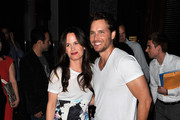 Elizabeth Reaser and Peter Facinelli Photos Photo