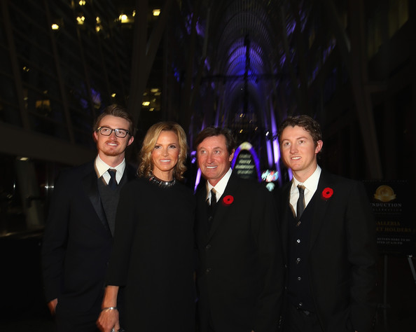 Hockey Hall of Fame Induction in Toronto