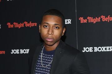Ty Hickson 'The Night Before' New York Premiere