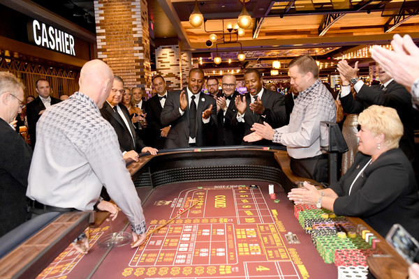 Grand Opening Party Celebration For MGM Springfield In Massachusetts