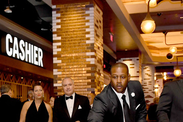 Ty Law Grand Opening Party Celebration For MGM Springfield In Massachusetts