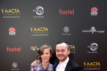 Ty Perham 2018 AACTA Awards Presented By Foxtel - Red Carpet