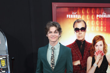 Ty Simpkins Premiere Of Warner Bros. Pictures' 'The House' - Arrivals