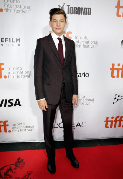 """The Forger"" Premiere - Arrivals - 2014 Toronto International Film Festival"