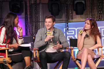 Tye Sheridan Olivia Cooke Ready Player One LIVE At SXSW, Powered By Twitch And IMDb